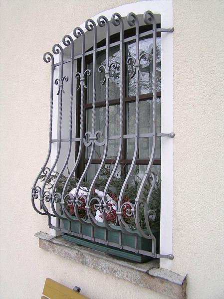 Tore Zäune Gitter Raumteiler Fenstergitter Durch Den Metallbau
